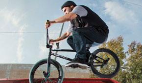 Stolen BMX Bikes - Manufacturer of quality BMX bikes and components.