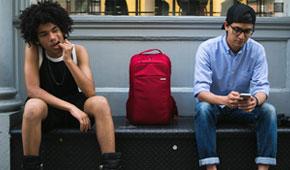 INCASE Backpack &  iPAD, iPhone CASE