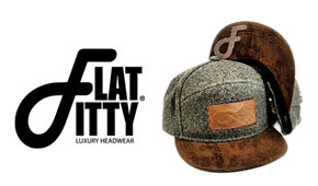 FLAT FITTY - LUXURY HEADWEAR