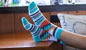 InStance Socks - The Uncommon Thread
