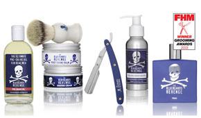 Blue beard's Revenge - The Ultimate Shaving Experience for Real Men.